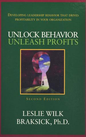 Unlock Behavior Unleash Profits book cover